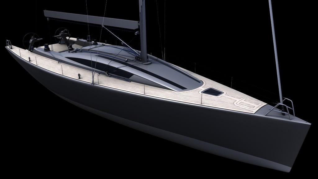 3d cruiser details modelled model