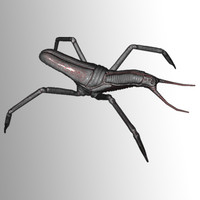 creature zbrush ztool 3d model