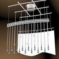 3dsmax ceiling lamp chandelier