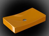 3dsmax ceramic sink