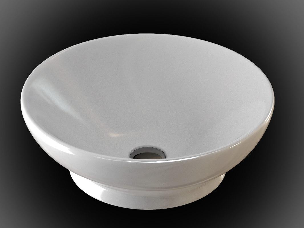 ceramic interior 3d model