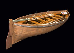 max xix century life boat