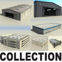 Warehouse Collection Hangar