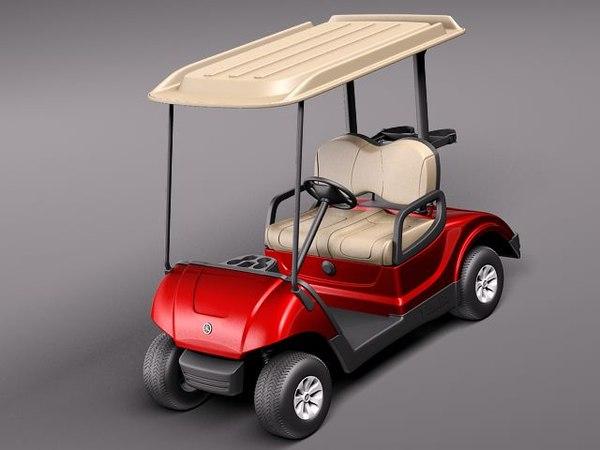 yamaha golf car g29e 3ds