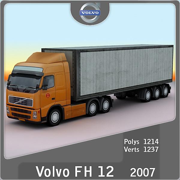 3d 2007 fh12