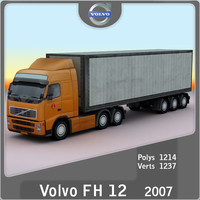 2007 Volvo FH12