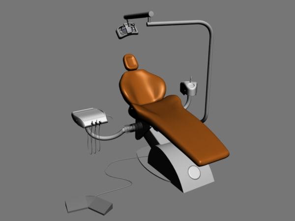 maya dentist chair