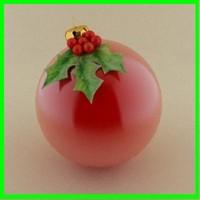 christmas ball dwg