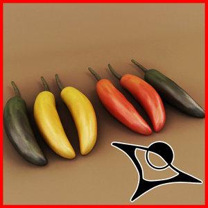 pepper chilli max