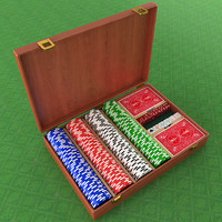 Poker Equipment Collection