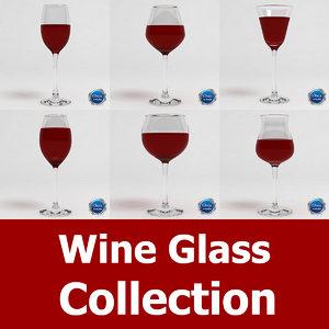 wine glasses max