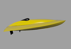 wisel power powerboat 3ds