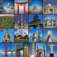 Landmarks Collection V8