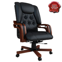 3d office chair v6 model