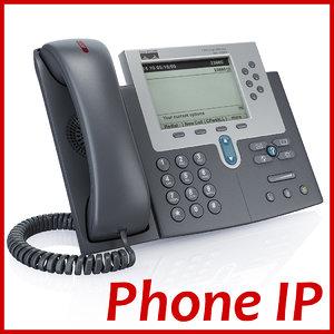 3ds max phone ip cisco