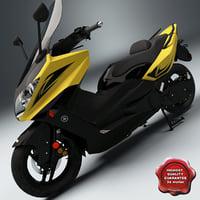 Scooter Yamaha TMAX
