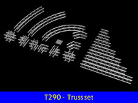 T290 Truss set