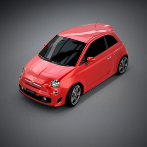500 abarth 3d 3ds
