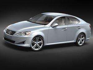 lexus is250 2007 sedan max