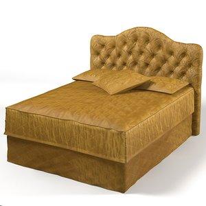 max lexington classic bed