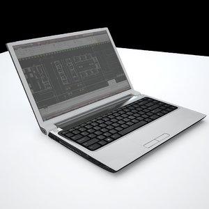 3d pc laptop