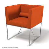 perobell bar armchair max
