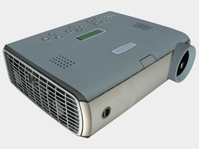 3dsmax video projector