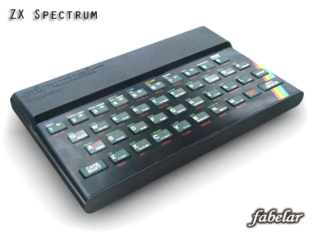 sinclair zx spectrum 3ds