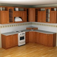 Kitchen furniture 01