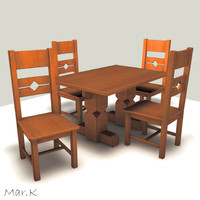 Dinner Table and chairs