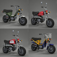 Mini BIkes Collection