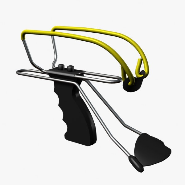 3d slingshot sling