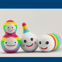 toys kids 3d model