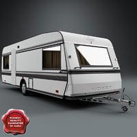 Camper Motorhome Hobby 545