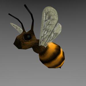 3d bee video games