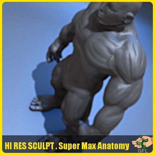 free lwo model resolution sculpt