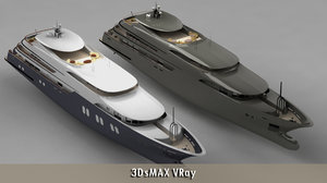 mega 86m 3d model