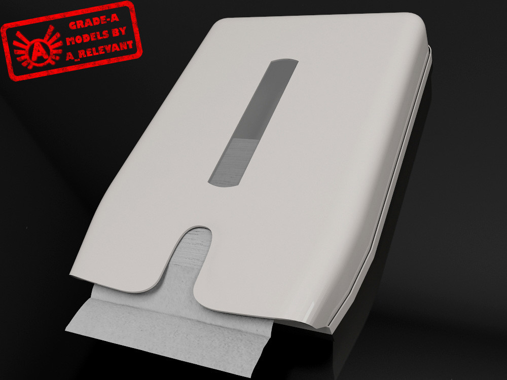 paper towel dispenser 2010 max