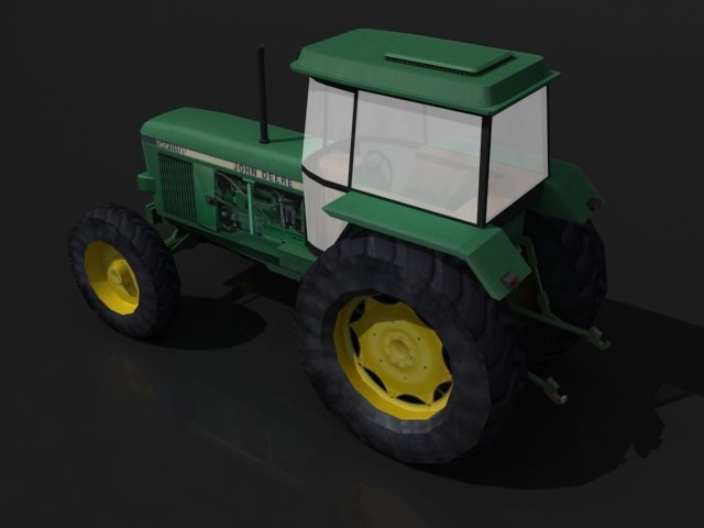 tractor games 3ds