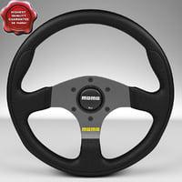 Steering Wheel MOMO Team 280mm