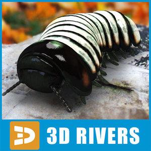 giant zephronia 3d 3ds