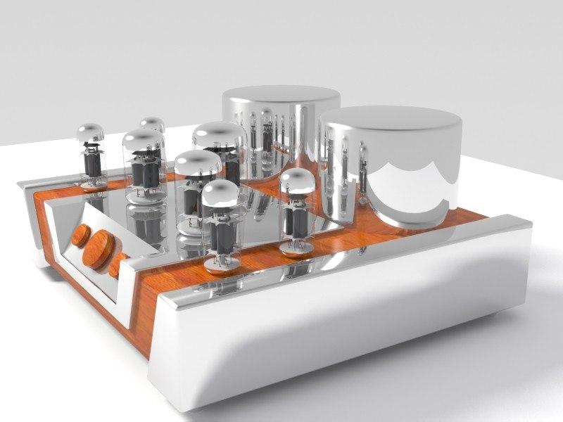 vacuum tube amplifier max