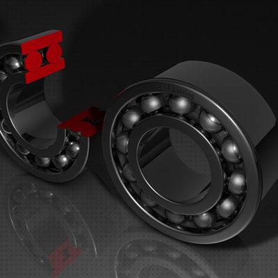 3d model realistic bearing