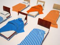 beds 3ds