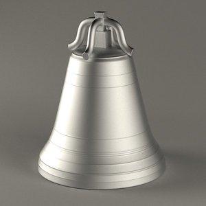 bell 3d 3ds