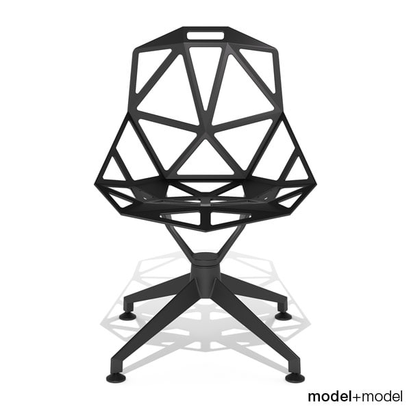 chair 4star magis 3ds