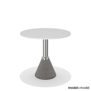 table bistrot magis 3d 3ds
