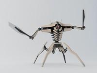 3d model robot g200