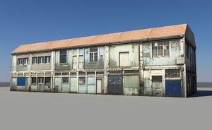 medium sized apartment building max