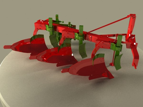 3ds max plow